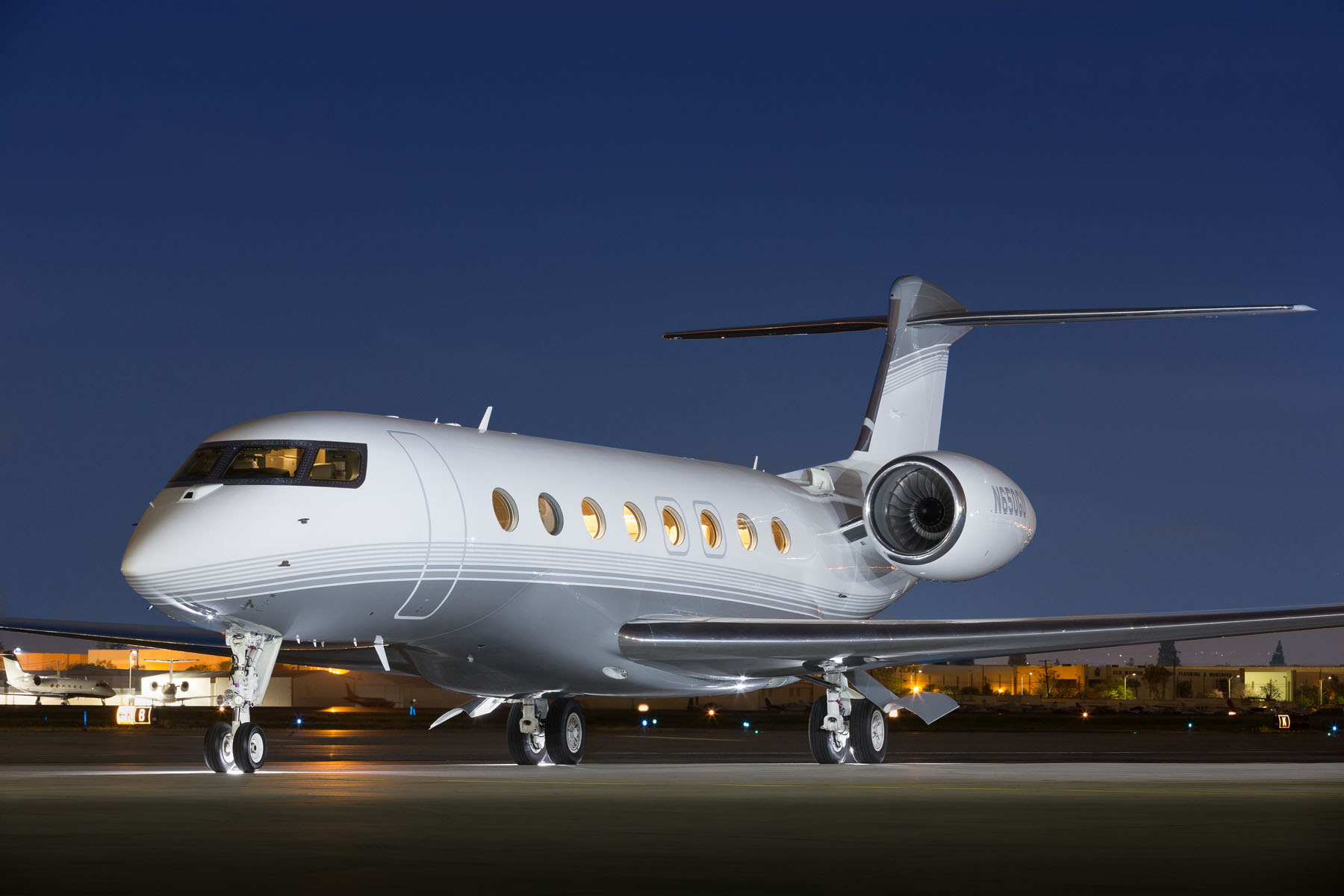 CLAY LACY AVIATION INTRODUCES THE GULFSTREAM G650 TO ITS GLOBAL CHARTER FLEET