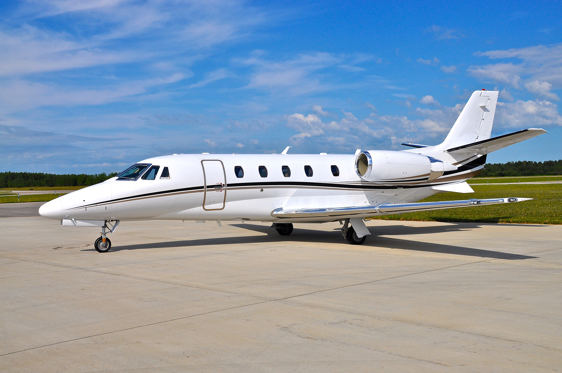 Cessna Citation XLS+ - N768LP | Clay Lacy Aviation
