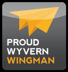 Wyvern Wingman Logo Color