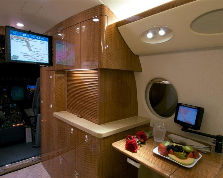 Gulfstream G150 N787bn Jet Clay Lacy Aviation