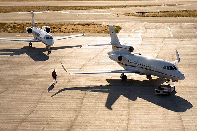 Choosing An Aircraft Management Company For Your Business Jet