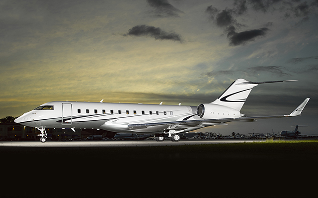 Clay Lacy Announces Factory New Global 6000 Available For