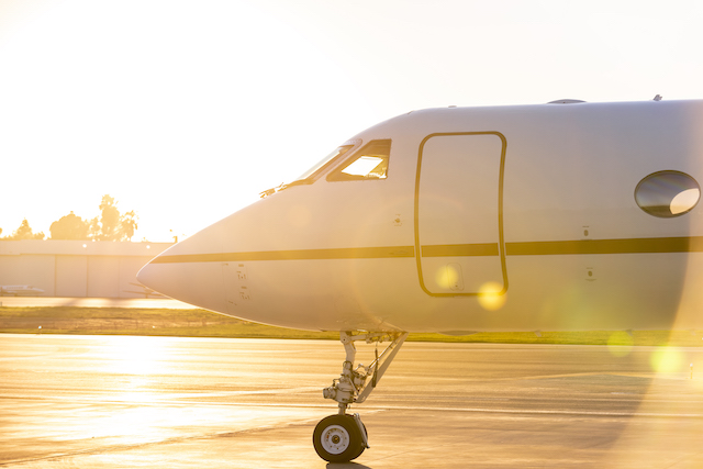 Round trip, one-ways and empty leg charter flights are available with Clay Lacy Aviation charter services.