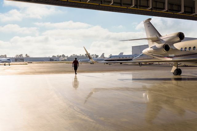 Let Clay Lacy Aviation manage the details with our private aircraft management services.