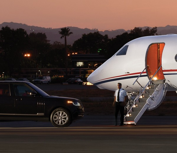 FBO Services, Van Nuys Airport Los Angeles CA